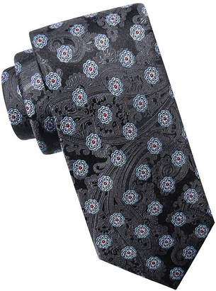 COLLECTION Collection by Michael Strahan Medallion Tie