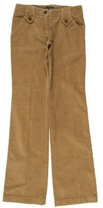 Dolce & Gabbana Low-Rise Wide-Leg Pants w/ Tags