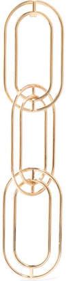 Sebastian SARAH & 9-karat Gold Earring - one size
