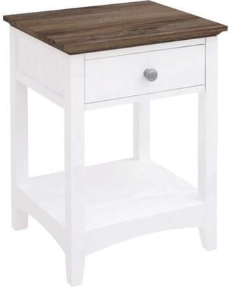 Jordan 1 Drawer Bedside Table