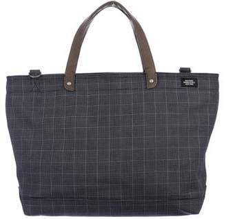 69f822b4faf3 Pre-Owned at TheRealReal · Jack Spade Woven Satchel