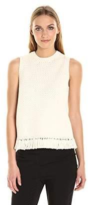 Theory Women's Meenara Mw Soft Chai Sweater