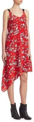 Rag & Bone Zoe Floral-Print Dress