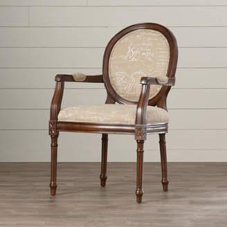 One Allium Way Buena Vista Fabric Armchair