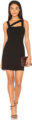 BCBGeneration Cut Out Mini Dress