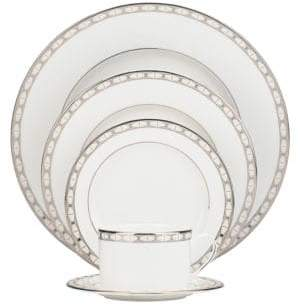 Kate Spade Signature Spade Five-Piece Place Setting