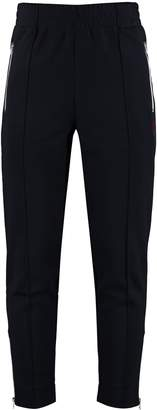 Patch Cotton-blend Track-pants