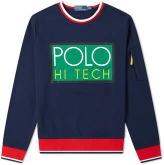 Polo Ralph Lauren Hi-Tech Crew Sweat