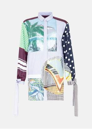 Mary Katrantzou Goya Shirt Pop Art