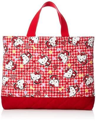 Hello Kitty (ハロー キティ) - [ハローキティ]レッスンバッグ キッズ レッド CG-1207