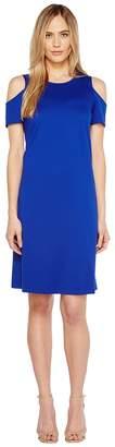 Ellen Tracy Open Shoulder Dress Women's Dress