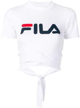 Fila Roxy belted top