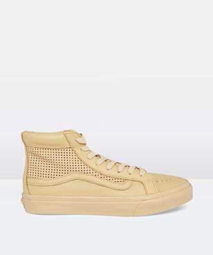 Vans Sk8 Hi Slim Cutout Dx Amber Shoe