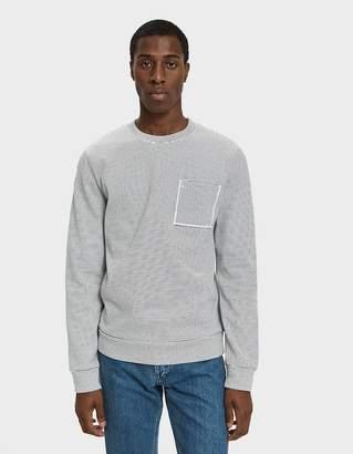 A.P.C. Boxy Pocket Sweatshirt