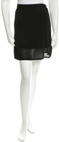 T by Alexander Wang Knit Mini Skirt w/ Tags