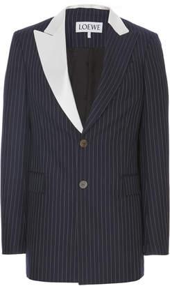 Tuxedo Stripe Jacket