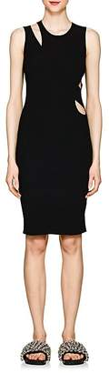 Helmut Lang Women's Cutout Compact Knit Tank Dress