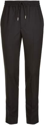 Sandro Tailored Wool Trousers