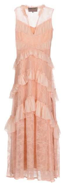 Space Long dress
