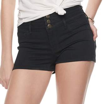 So Juniors' SO High-Waisted Ultimate Shortie Shorts