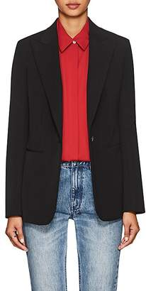 The Row Women's Limay Cotton-Blend One-Button Blazer