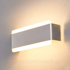 Charline - indirekt scheinende LED-Wandleuchte