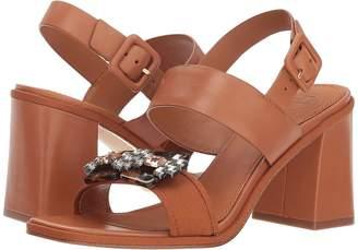 Tory Burch Delaney 75mm Embellished Sandal Women's Shoes