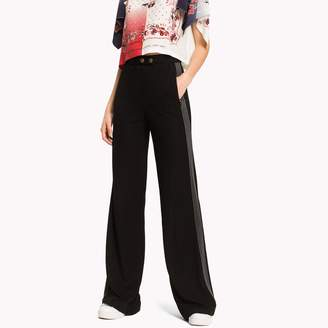 Tommy Hilfiger Flared Jersey Pant