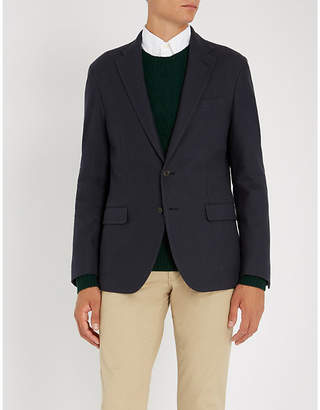 Polo Ralph Lauren Morgan-fit cotton knitted jacket