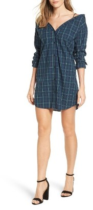 Women's Bailey 44 Anglin Off Shirtdress $198 thestylecure.com