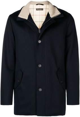 Loro Piana high neck coat