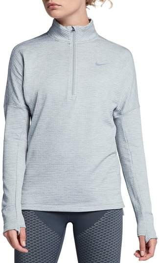 Nike Therma Sphere Element Running Pullover Top