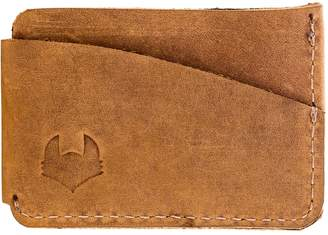 Mr Fox Card Holder Tabaco