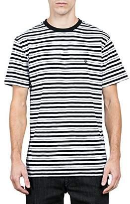 Volcom Men's Short Sleeve Impact Crew Shirt