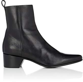 Pierre Hardy Ruched Leather Booties free shipping countdown package cost cheap price outlet shop offer with mastercard sale online cheap official site 4p0E0q
