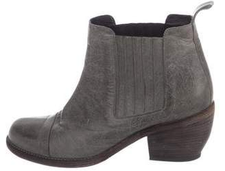 Ld Tuttle Leather Ankle Booties