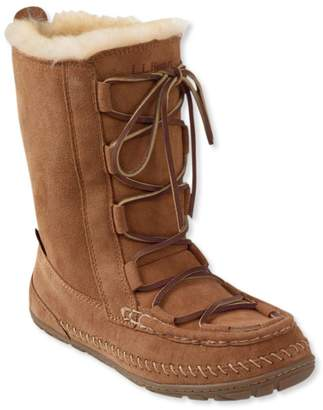 L.L. Bean L.L.Bean Wicked Good Lodge Boots, Suede