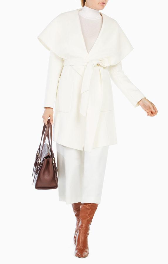 BCBGMAXAZRIAMila Wrap Coat