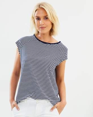 North Sails Oversized Round Neck Short Sleeve T-Shirt