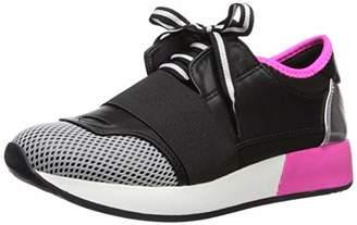 Madden-Girl Women's Glow Sneaker