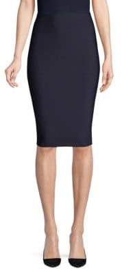 Bailey 44 Poly Sci Tube Skirt