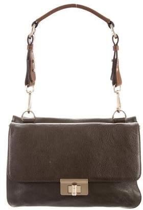 Marni Leather Flap Bag