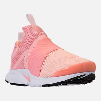 Nike Girls' Grade School Presto Extreme Running Shoes