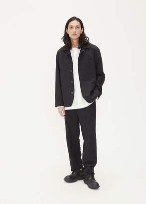 Issey Miyake Crush Wool Jacket