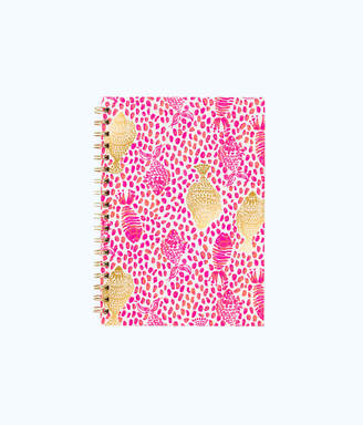 Lilly Pulitzer Notebook Hard Cover