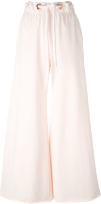 Diesel rope belt palazzo pants $153.51 thestylecure.com