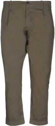 S.O.H.O New York 3/4-length shorts