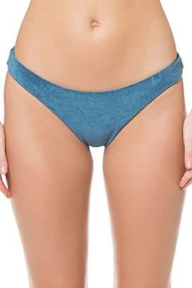 Mara Hoffman Women's Kay Low Rise Bikini Bottom Swimsuit