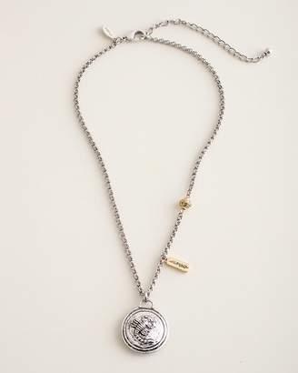 Chico's Chicos Reversible Scorpio Pendant Necklace