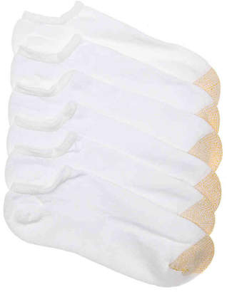 Gold Toe Premier No Show Socks - 6 Pack - Men's